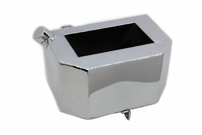 Hex Oil Tank for Harley Davidson by V-Twin