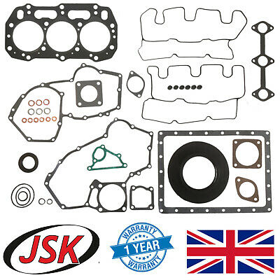 Full Engine Gasket Kit for Perkins 403C-15 aka HL Engine Replaces U5LC0018