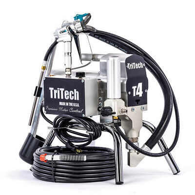 TriTech T4 Electric Airless Sprayer, Stand Mount
