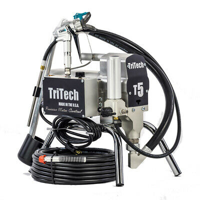 TriTech T5 Electric Airless Sprayer, Stand Mount
