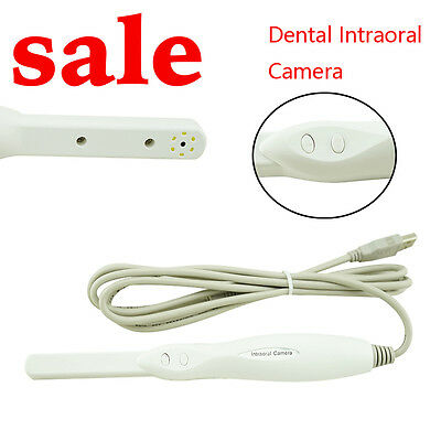 a+Dental Intraoral Intra Oral Camera CMOS Dynamic 4Mega Pixel USB 2.0+software