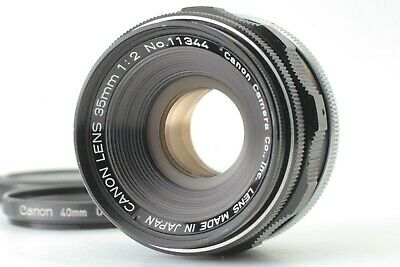**Exc+++++** Canon 35mm f/2 LTM Leica L39 Screw Mount Lens From Japan #613