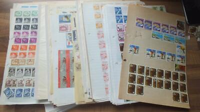 British Commonwealth & Some Country Mint And Used Hcv Stamps