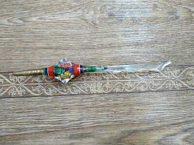 Collectible writing pen handmade prison work of the USSR 1960-1980