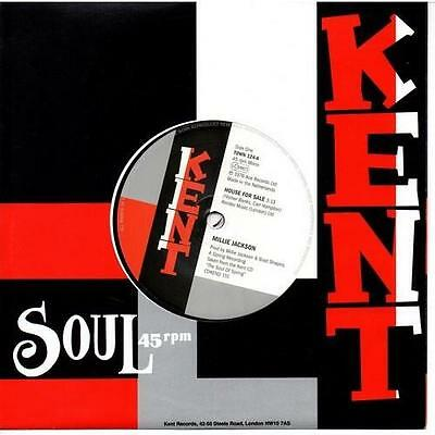 """MILLIE JACKSON House For Sale / GARLAND GREEN Come NEW NORTHERN SOUL 45 (KENT 7"""""""