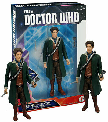 """Doctor Who - The Night of the Doctor 8th Doctor 5.5"""" Action Collector Figure"""