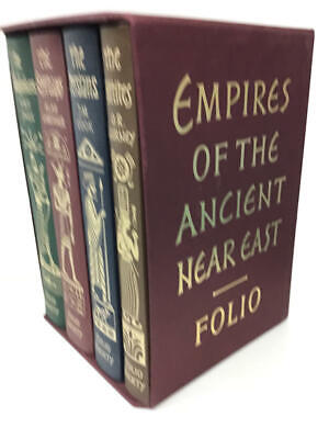 Empires Of The Ancient Near East Folio Hardcover Boxed Book Set