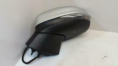 2018 Fiesta Mk8 Passenger Door Mirror Electric Heated In Silver