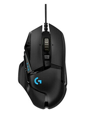 Logitech G502 Hero Wired Gaming Mouse - Brand New - Free Shipping