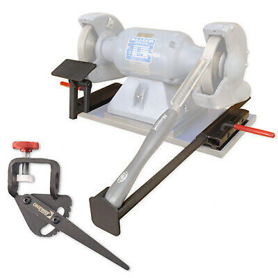 Oneway Wolverine Grinding Jig with Vari-Grind, For Sharpening Woodturning Tools