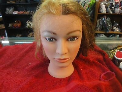 Ms Nicole color education Mannequin Head Cosmetology Training Marianna 14119
