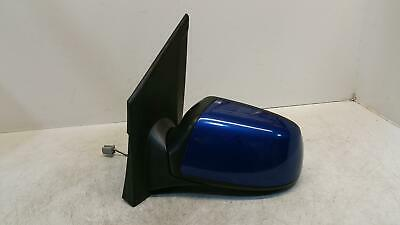 2006 Fiesta Mk6 Passenger Door Mirror Electric Heated In Blue