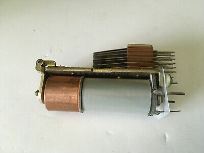 AUTOMATIC ELECTRIC CO RELAY Slow To Operate