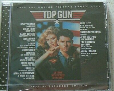 Special Expanded Edition (Bof) - Top Gun  (Cd) Neuf Scelle