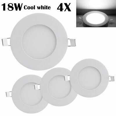 Ceiling Lights Chandeliers 18w Led Recessed Light Panel
