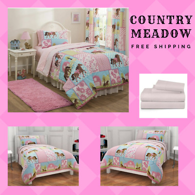 Mainstays Kids Country Meadows Bed