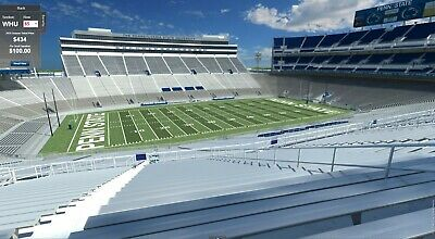 Penn State vs Pitt Panthers Football - 4 Tickets - Great Seats!