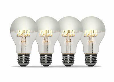 Modvera LED Vintage Squirrel Cage Filament Edison Globe shape Dimmable Bulb
