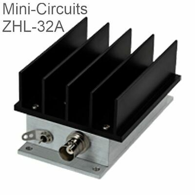 NIB Mini-Circuits ZHL-32A Power Amplifier 50kHz to 130MHz Output: +29dBm (800mW)