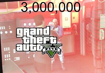 GTA 5 PS4 Cash 1 000 000 Gta V Online (Read The Description) Money