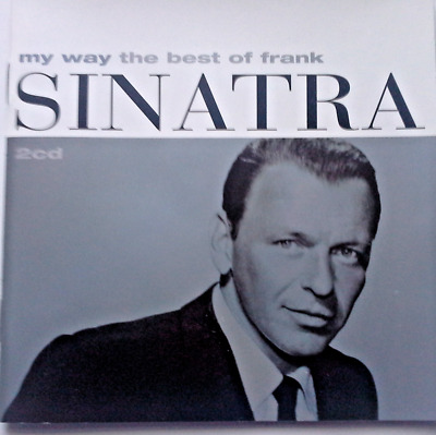 Frank Sinatra - My Way (The Best Of , 2005) double cd set.