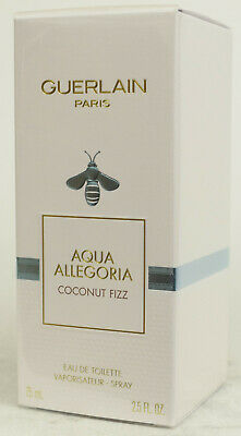 Aqua Allegoria Coconut Fizz by Guerlain  Perfume  75ml Eau De Toilette Spray NEW
