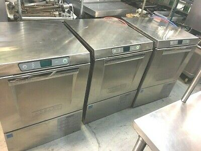 HOBART AM14 DISHWASHER Commercial Upright Pass Though Door