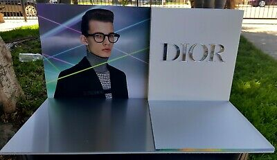 "DIOR Homme 2019 Glasses Display - 15.75"" x 8"" x 8"""