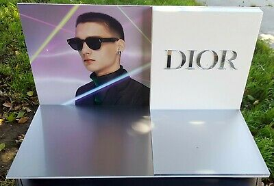"DIOR Homme 2019 Sunglasses Display - 15.75"" x 8"" x 8"""