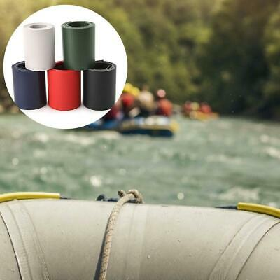 2pcs Patch Repair Material Hypalon Rubber Pad for Inflatable Boats 21x9cm