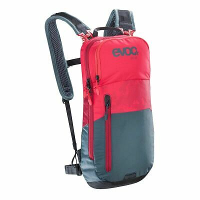 evoc CC Bike Backpack, 44 cm, 6 Liters, Red/Slate