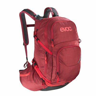 Evoc - Explorer - Pro Backpack - Adult Mix - Red (Ruby) - One Size