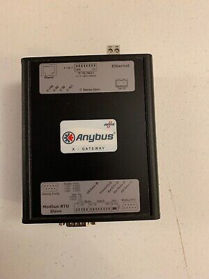 Hms Anybus X-Gateway Network To Network Ethernet Plc Devicenet Abx-Embs-Rtus