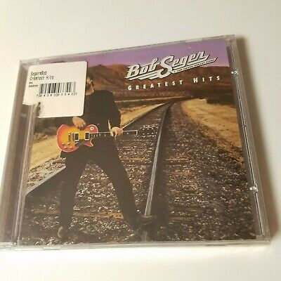 NEW Greatest Hits by Bob Seger & the Silver Bullet Band CD 1994 Best Off Music