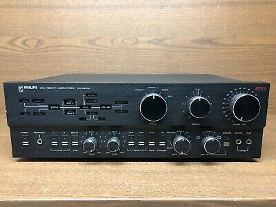 Philips 5721 HiFi Vintage Preamplifier (USA)