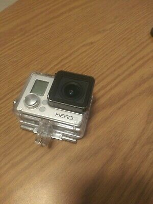 GoPro HERO3 white Edition Pre Owned ( Bad Battery )