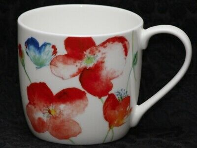 ROSE of ENGLAND LONDON Fine Bone China Barrel Mug