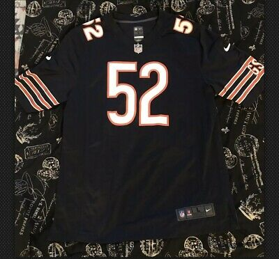 new style e959d aeb9a 2018-2019) CHICAGO BEARS KHALIL MACK nfl Jersey YOUTH KIDS ...