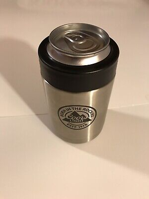 Complete Yeti Rambler 12oz Insulated Stainless Steel Colster w/ Pop Top