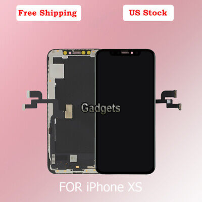 For iPhone XS LCD Touch Screen Replacement Digitizer Assembly Display AAA