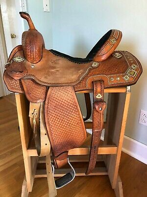 C3 Barrel Saddle Used