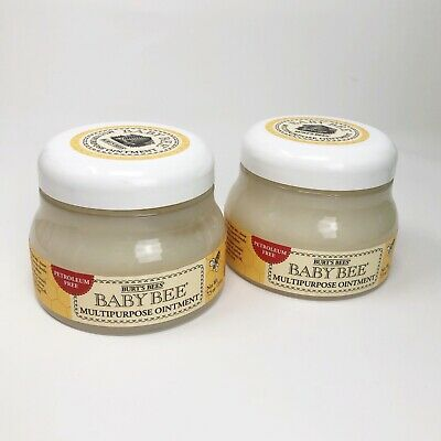 Burt's Bees Baby 100% Natural Multipurpose Ointment, Face & Body Ointment