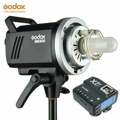 Godox MS300 300WS Studio Strobe Head 220V Flash + X2T-S Trigger For Sony Camera