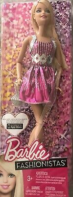 Barbie Fashionistas Doll NEW IN BOX NEVER TAKEN OUT OF BOX