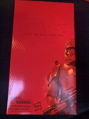 New SDCC 2019 Exclusive Hasbro Star Wars Black Series Sith Trooper Figure
