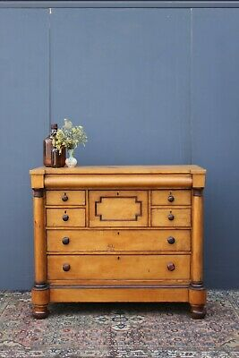Large Antique Chest of drawers.