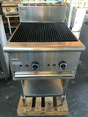 Trueheat 600Mm Chargrill On Stainless Steel Stand Model B60 Appro