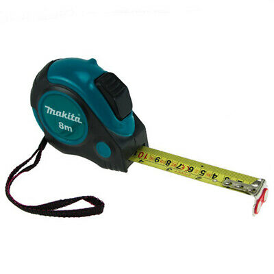 Makita P-72986 8m Metric Imperial Measuring Tape with Auto Lock