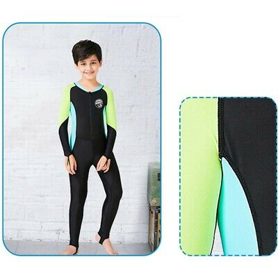 HISEA Sunscreen Prevent Jellyfish Snorkeling Swimming Duick Drying Wetsuit Boys