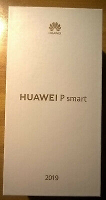 >> Huawei P Smart (2019) 64GB Handy, Schwarz, Android 9.0 (Pie) <<